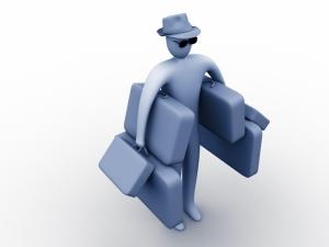 SuitcaseMan