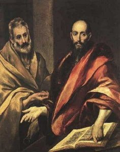 El Greco_Peter Paul