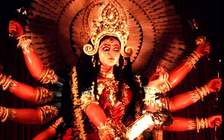 Worshiping Hindu Goddesses « Making All Things New